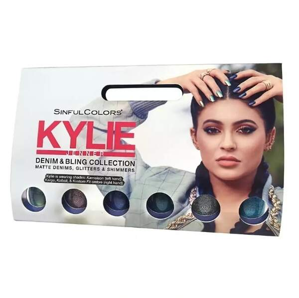 Kylie Jenner (Denim and Bling Collection) (6 cores)