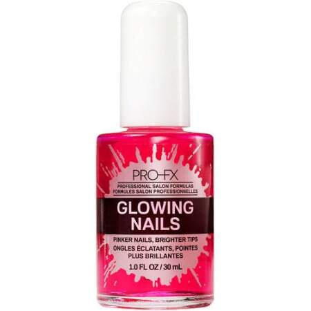 Glowing Nails Nail Color (cobertura com cor)