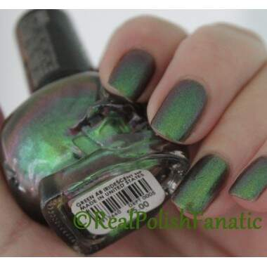 Green Iridescent