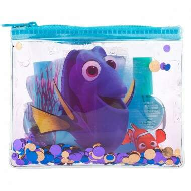 Finding Dory Kiss it Paint It Set (2 esmalte 2 gloss 1 necessaire)