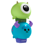 Lip Smacker Tsum Tsum Mike Wazowski and Sulley