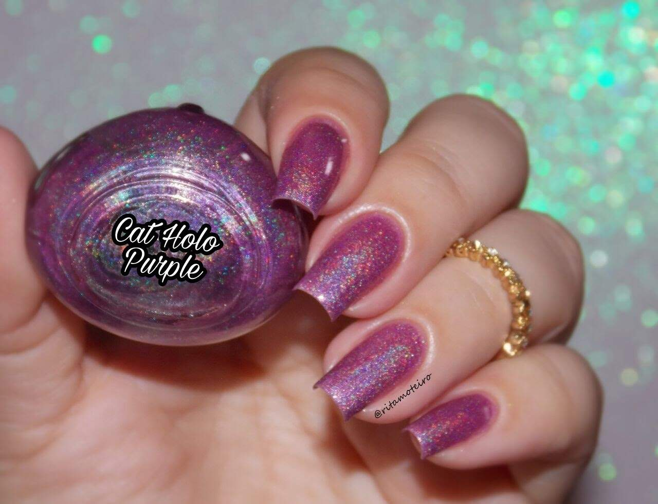 Holo Purple