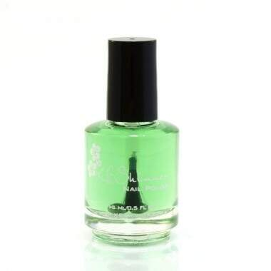 Basic Training Nail Polish Base Coat (base aderente e contra manchas)