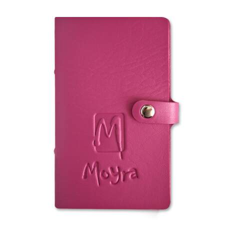 Mini Stamping Plate Holder Pink (porta plaquinha)