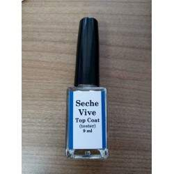 Seche VIVE Tester - Top Coat (9ml)