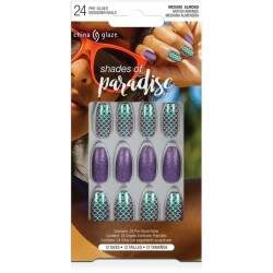 CG Shades of Paradise Nail Tips (Mermaid) (84917)