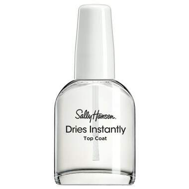 Dries Instantly Top Coat (cobertura secagem rápida)