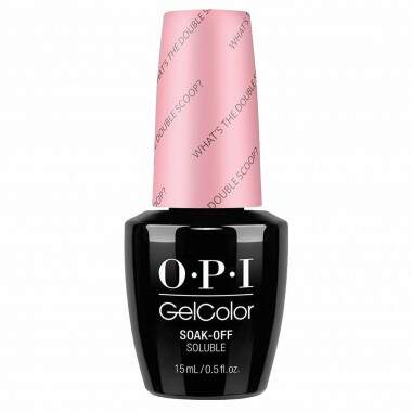 GelColor Soak-Off Gel Lacquer (Whats The Double Scoop)