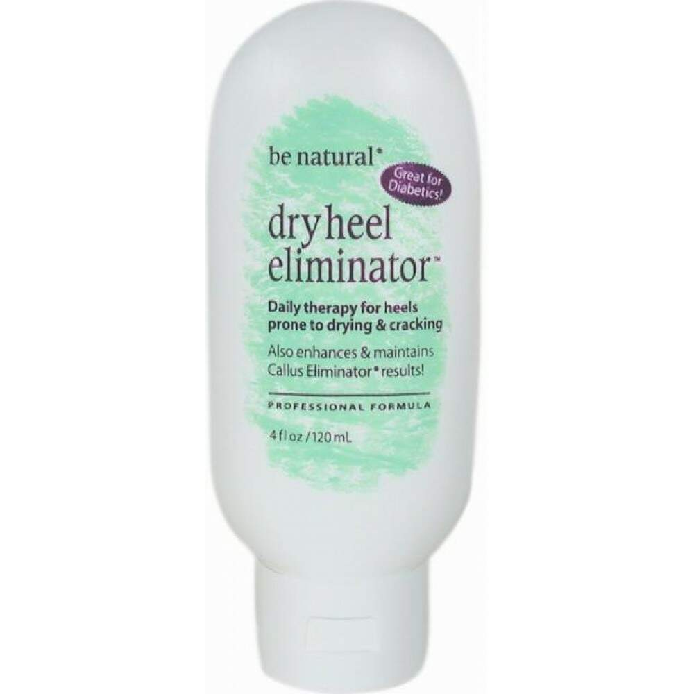 Be Natural Dry Heel Eliminator