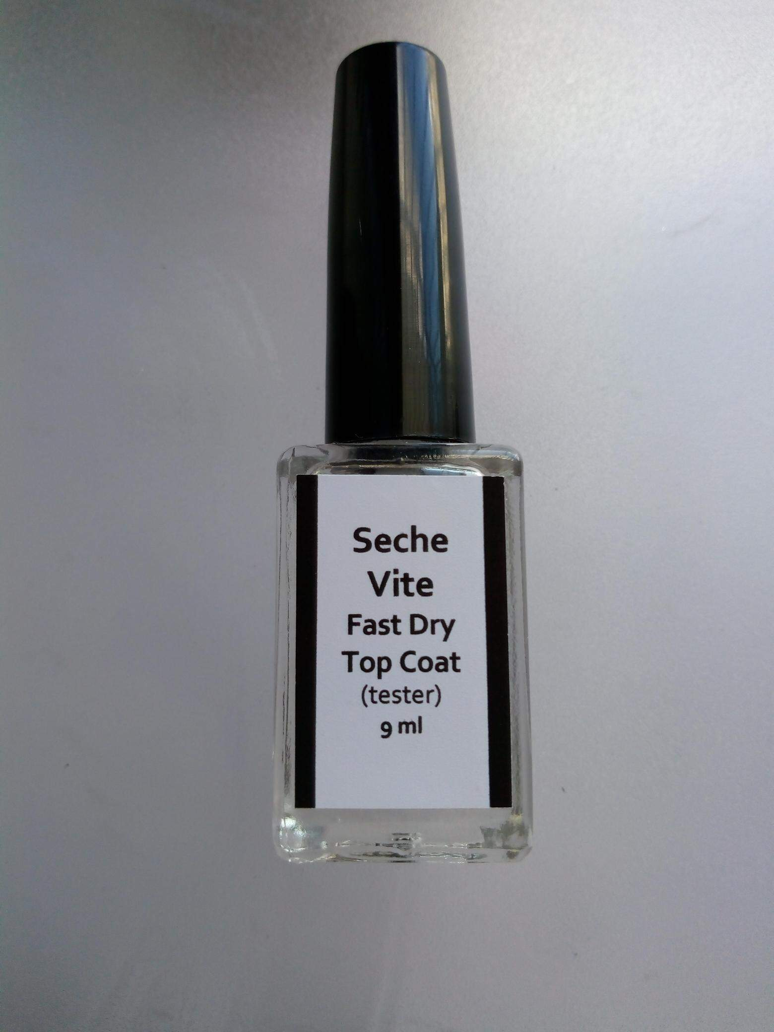Seche Vite Tester  - Fast Dry Top Coat (9ml)