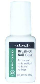 IBD Brush on - Cola para Unhas
