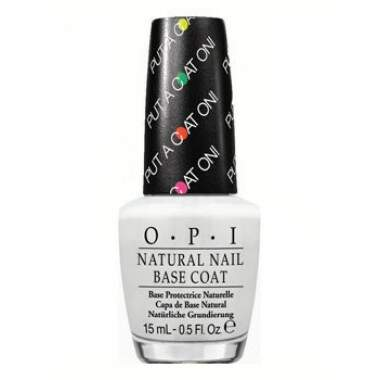 Put A Coat On (Base branca para esmaltes Neons)