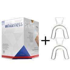 1 Kit Whiteness Perfect 16% + 1 Moldeira - FGM