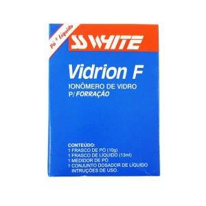 Kit Ionômero de Vidro Vidrion F - SS White