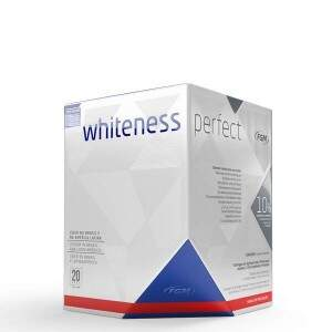 Kit Clareador Dental Whiteness Perfect 10% - FGM - Brinde