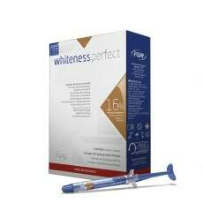 Mini Kit Clareador Dental Whiteness Perfect 16%