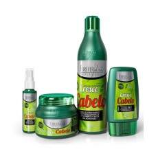 Kit Cresce Cabelo Completo Profissional - Forever Liss