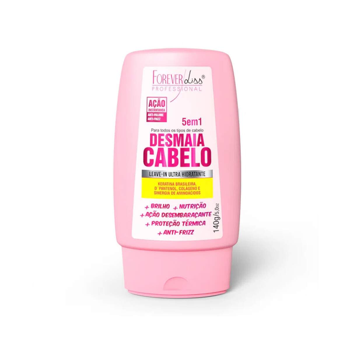 Leave-In Desmaia Cabelo 140G - Forever Liss