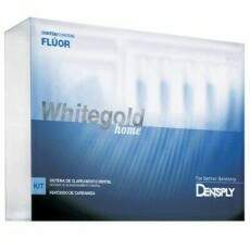 Kit Clareador Dental Whitegold 10%