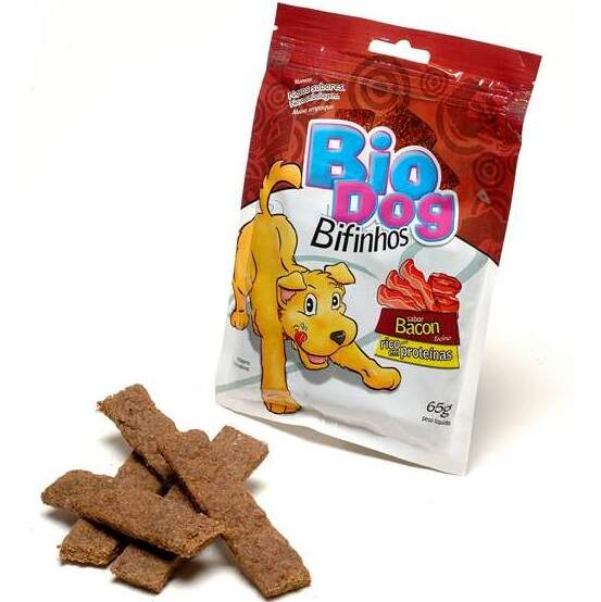 BIFINHO SABOR BACON BIO DOG - 65gr