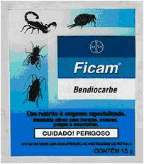 FICAM VC INSETICIDA - 15gr