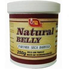 FARINHA SECA BARRIGA - NATURAL BELLY - 250gr