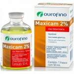 MAXICAM INJETÁVEL 2% - 50ml