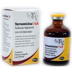 TERRAMICINA LA (OXITETRACICLINA) - 50ml