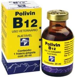 POLIVIN B12 INJETÁVEL - 20ml