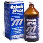 OXIMIC 20% LA (OXITETRACICLINA) - 50ml