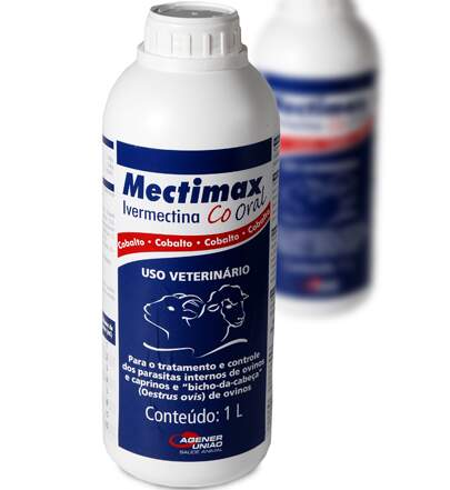 MECTIMAX CO (IVERMECTINA) ORAL - 1Lt