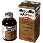 MEGACILIN PPU PLUS INJETÁVEL - 25ml