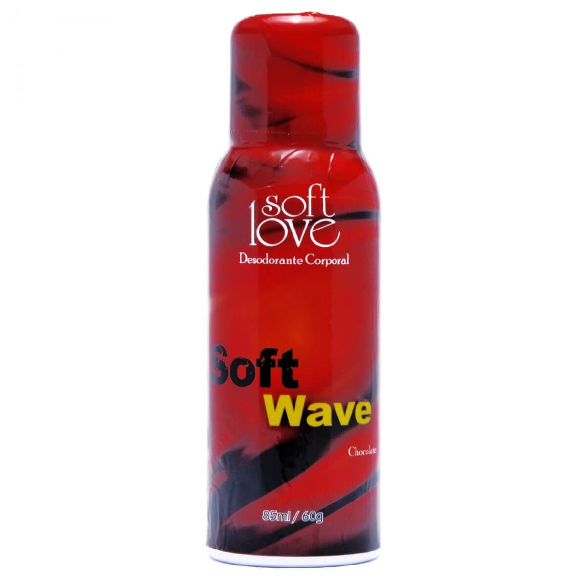 Desodorante Corporal Soft Wave 85ml - Chocolate