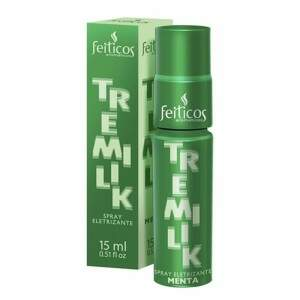 Spray Eletrizante Tremilik - Menta