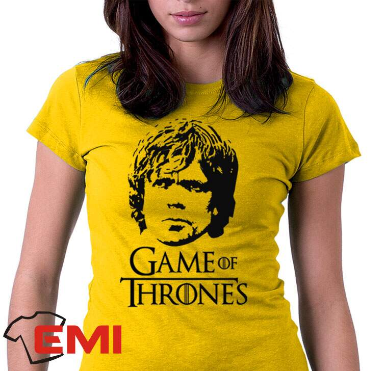 Camisetas Game of Thrones Lord Tyrion