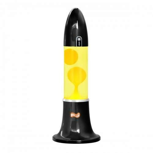 LAVA-LOVER preta - Lava-luz com frete grátis!
