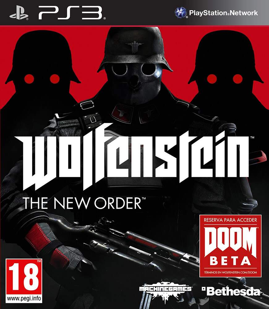 Wolfenstein: The New Order - Ps3
