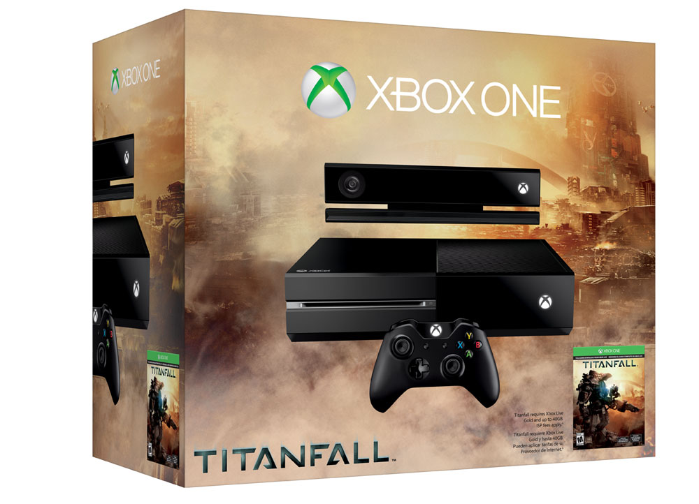 Xbox One Console - Pacote Titanfall