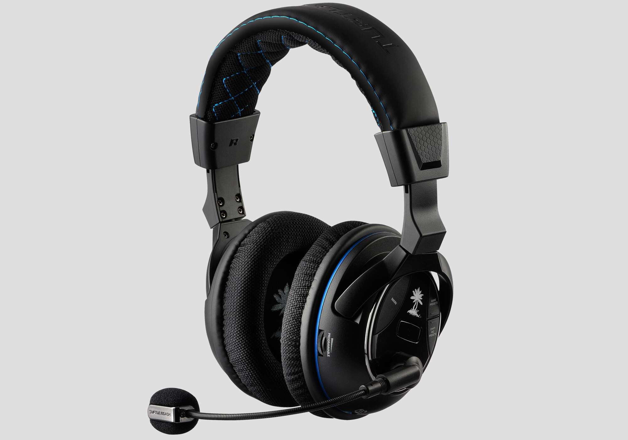 Headset PX4 Wireless Dolby Surround Sound - Turtle Beach