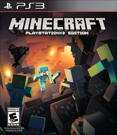 Minecraft Playstation Edition - Ps3