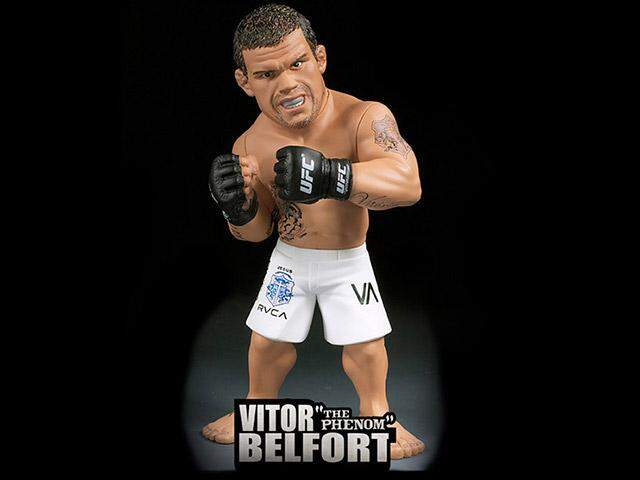 Boneco Ufc Ultimate Collector - Vitor Belfort (The Phenom)