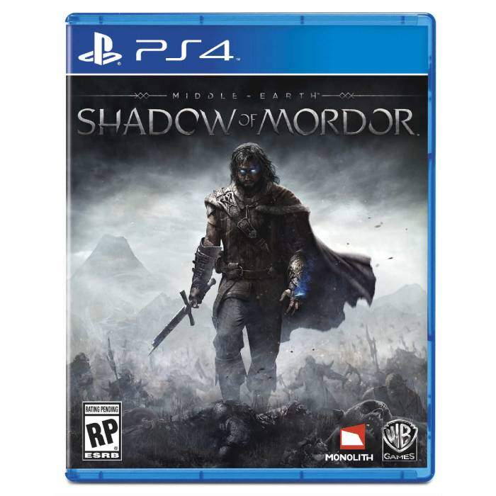 Shadow of Mordor - Ps4 (PORTUGUÊS)