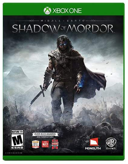 Shadow of Mordor - Xbox One (PORTUGUÊS)