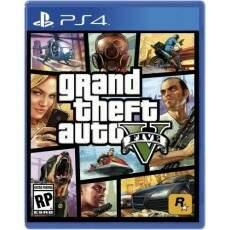 Grand Theft Auto V GTA 5 - Ps4