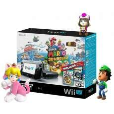 Nintendo Wii U - Super Mario 3D World Deluxe Set