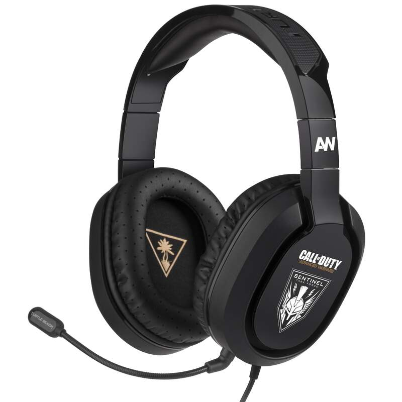 Ear Force Sentinel: Task Force - Call of Duty: Advanced Warfare - Ps4