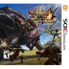 Monster Hunter 4 Ultimate - 3DS