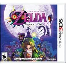 The Legend of Zelda: Majoras Mask 3D - 3DS