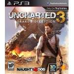 Uncharted 3 - Drake\'s Deception - Ps3 (Seminovo)