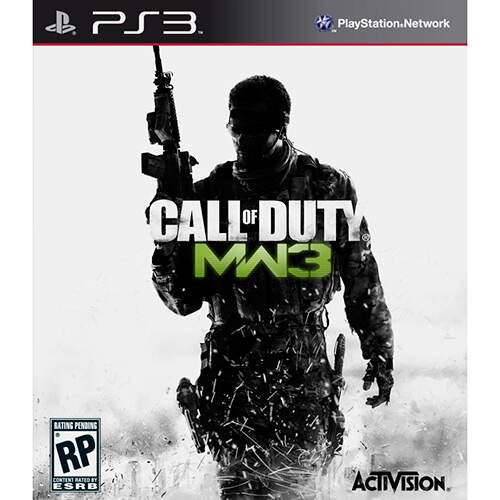 Call of Duty MW3 - Ps3 (Seminovo)